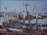 渔港写生八