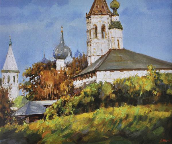 俄罗斯风景之三